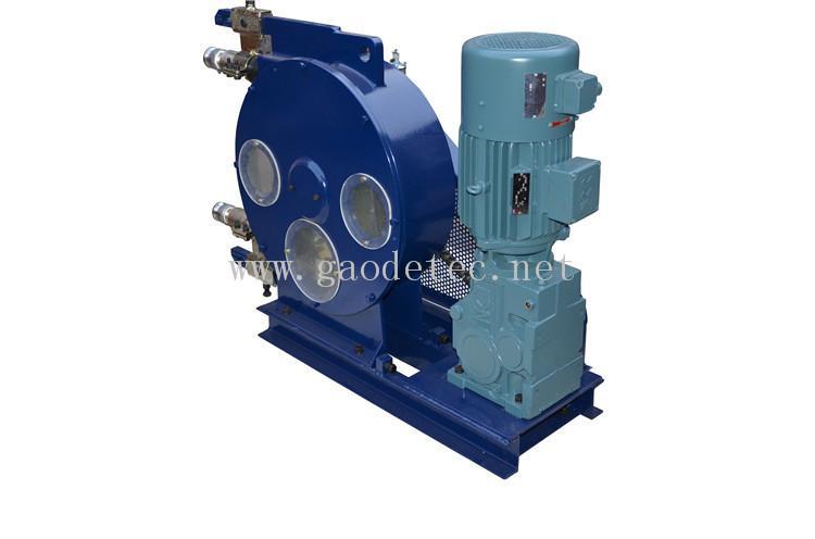 国际热销软管泵 吸力强 高压耐油 无阀不堵塞 型号全 提供订制 1