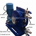 国际热销软管泵 吸力强 高压耐油 无阀不堵塞 型号全 提供订制 4