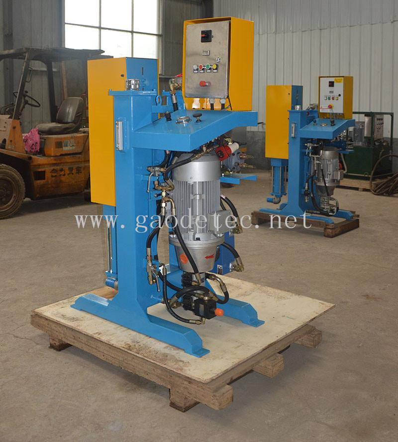 GDH75/100 高压立式注浆泵用在大坝 12