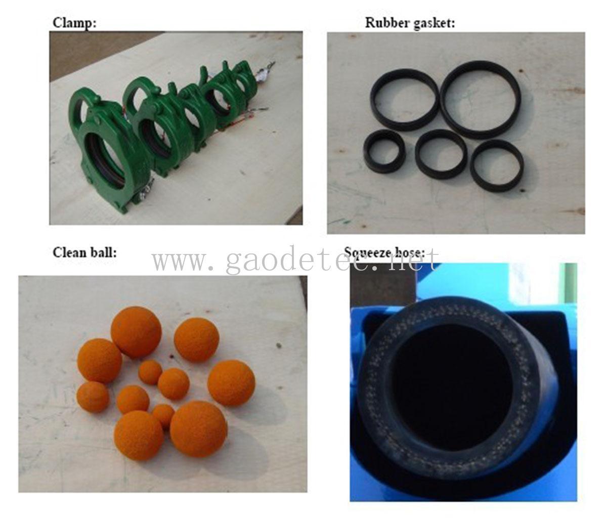 GMP40/10-H Plaster Spray Pump  7