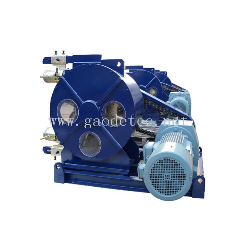 全新热款GH系列挤压泵 超长使用寿命 泵送稳定 U型挤压粘稠物料 1