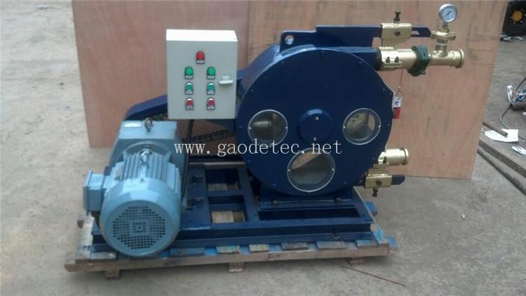 全新热款GH系列挤压泵 超长使用寿命 泵送稳定 U型挤压粘稠物料 5