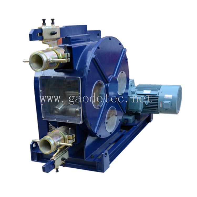 全新热款GH系列挤压泵 超长使用寿命 泵送稳定 U型挤压粘稠物料 2