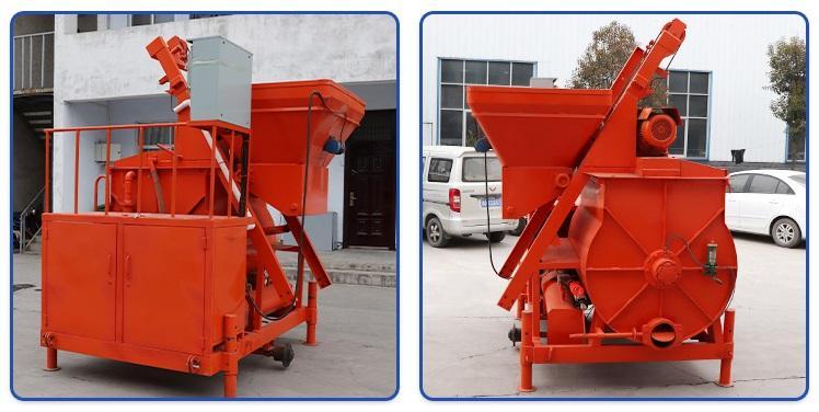 cement foam making machine
