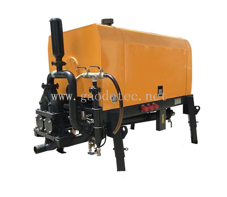 Factory GF40 clc foam concrete machines output 40m3/h for sale