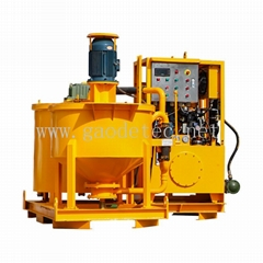 GGP400/700/80DPL-E electric grouting mixer pump grout station for bentonite slur