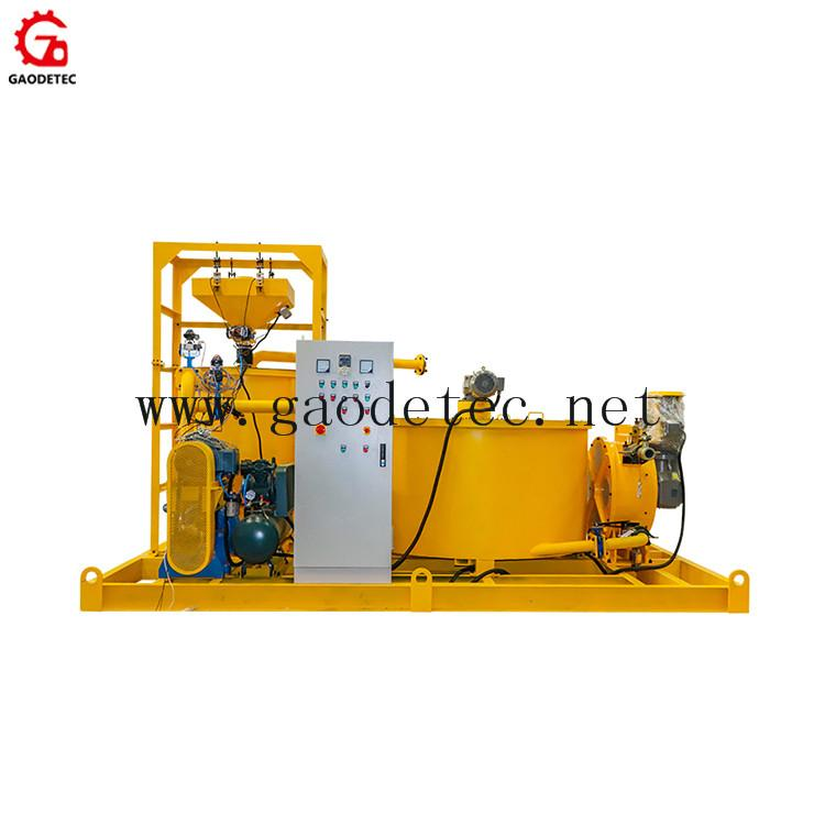 cement grout mixer