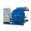 Hose Squeeze Peristaltic Pump for