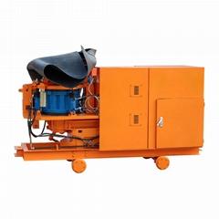 wet & dry type rotary shotcrete pump machine price
