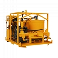 High quality diesel drive grout mixer and pump price 6