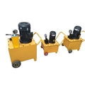 Electric Pump Station for Lifting Hydraulic Jack Cylinder 5