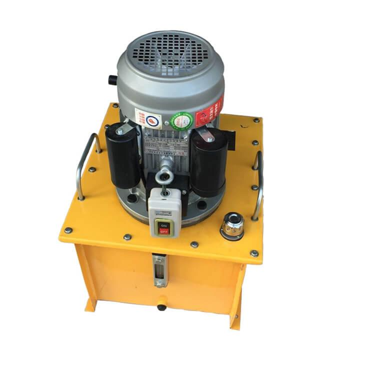 Electric Pump Station for Lifting Hydraulic Jack Cylinder 3