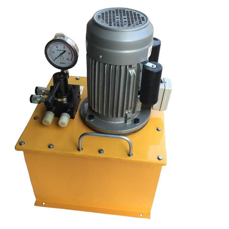 Electric Power Pack for Lifting Hydraulic Jack Cylinder 6