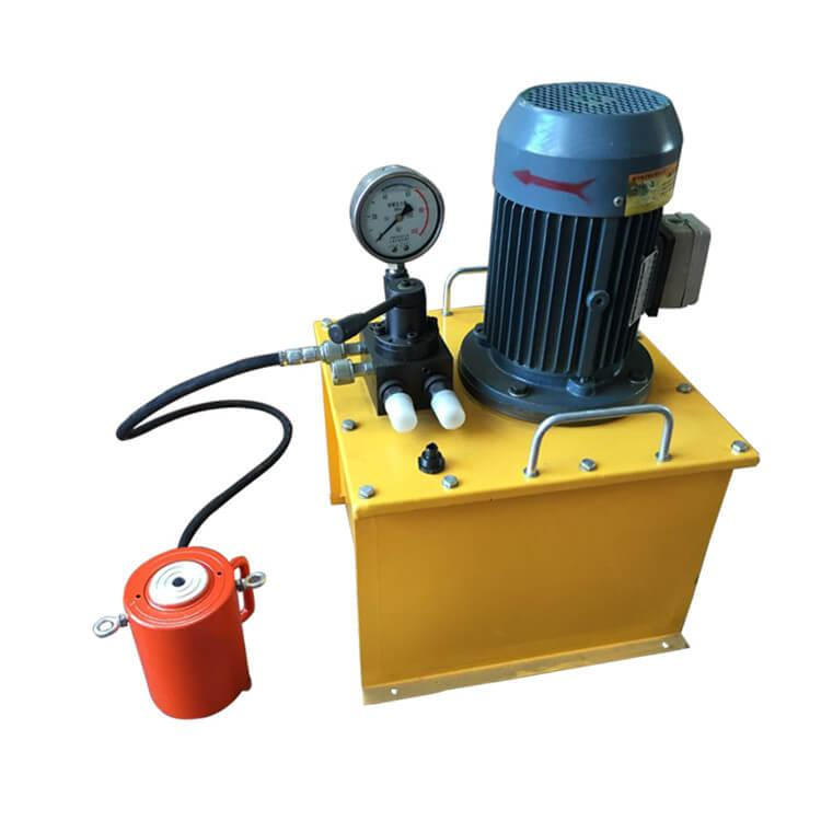 Electric Power Pack for Lifting Hydraulic Jack Cylinder 8