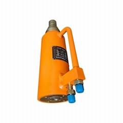 QYC Series Monostrand Prestressed Tensioning Hydraulic Jack