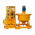 Electric engine grout mixer and pump made in China