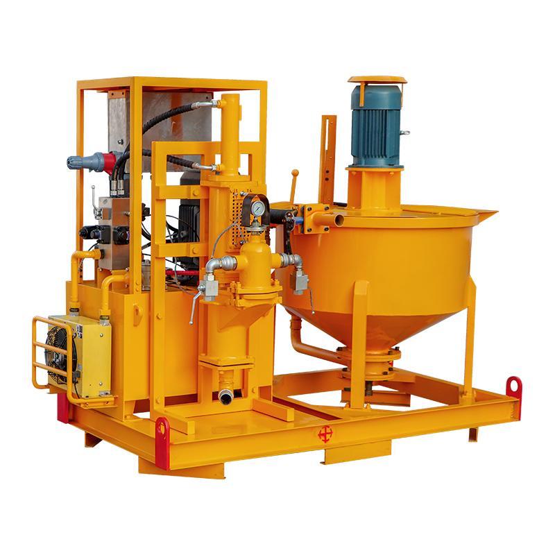 GGP400/80 PL-E Grout Station plunger pump for sale 1