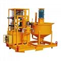 GGP400/80 PL-E Grout Station plunger pump for sale