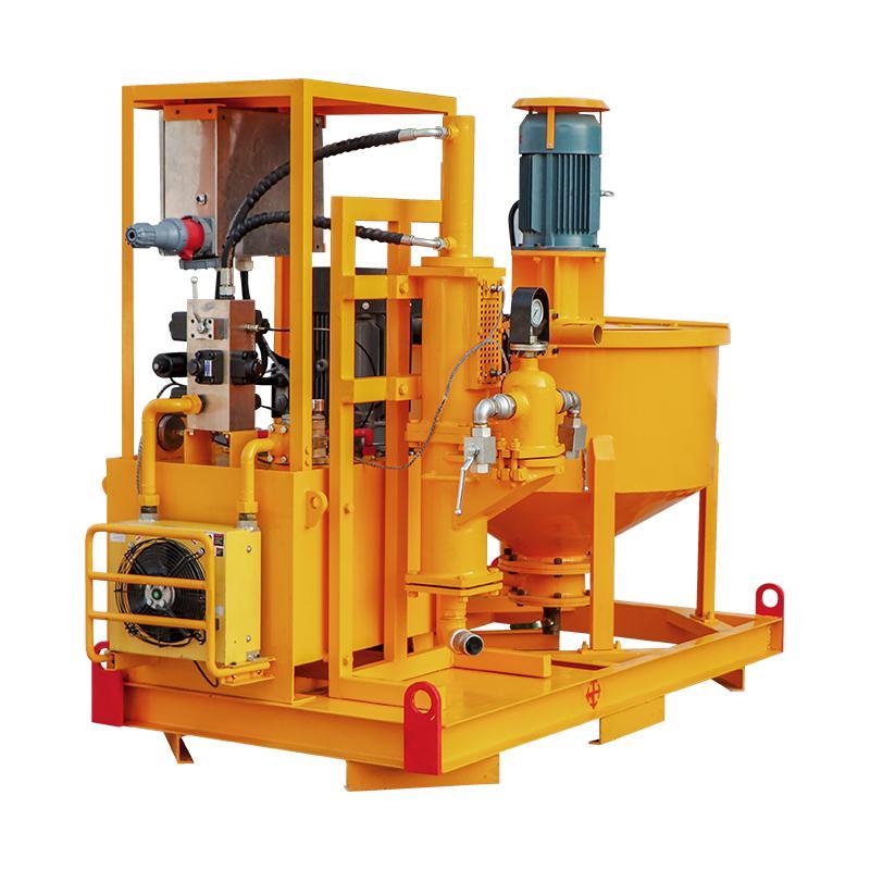 GGP400/80 PL-E Grout Station plunger pump for sale 3