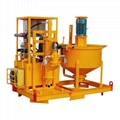 Advanced technology grout plant for ground construction 2