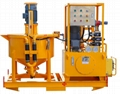 Advanced technology grout plant for ground construction