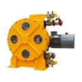 Good quality easy to operate squeeze peristaltic pump for pumping bentonite in T 6