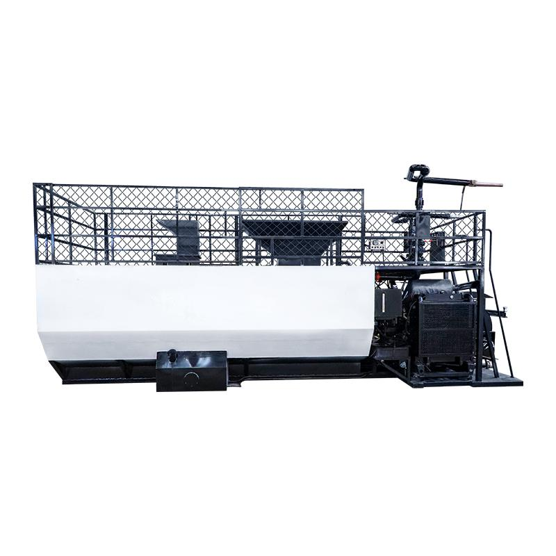 Chinese 15000L capacity hydroseeding machine for sale 8