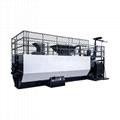 CE hydroseeder spray grass seeds hydroseeding equipment price