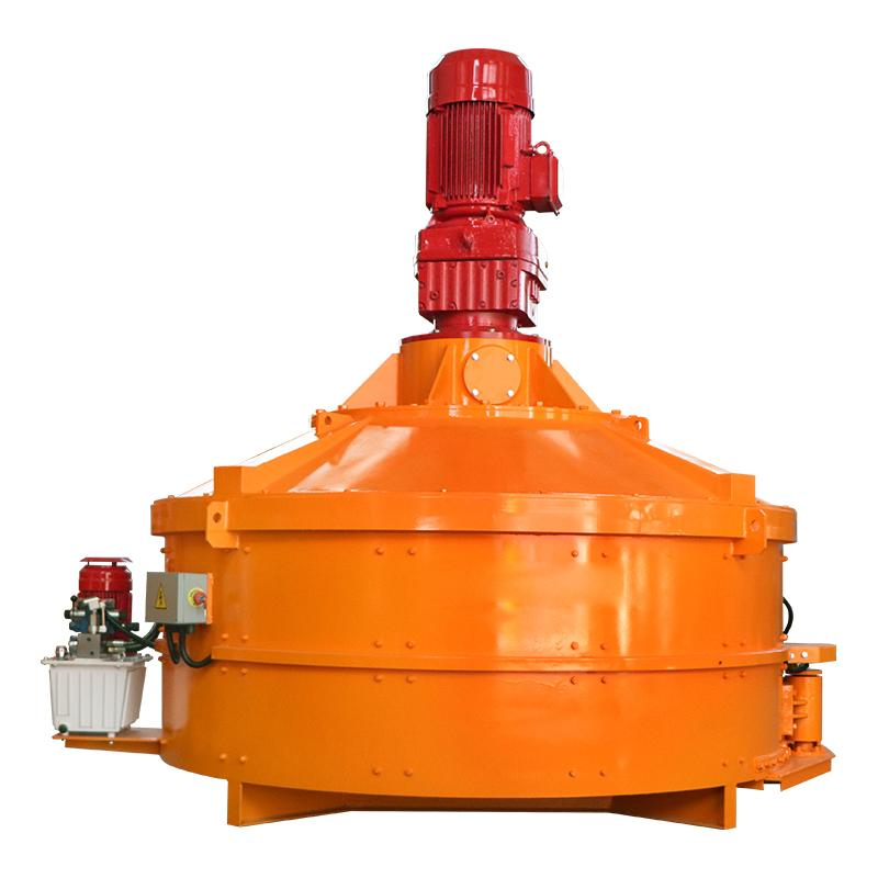 GCPM serie counter current planetary concrete mixer for sale 4
