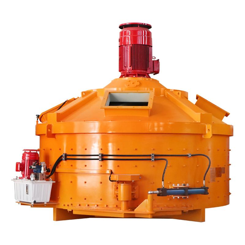 GCPM serie counter current planetary concrete mixer for sale 3