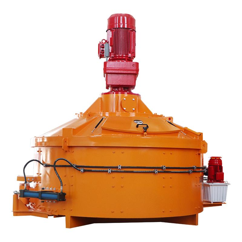 GCPM serie counter current planetary concrete mixer for sale 6