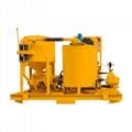 Popular high pressure diesel engine driven grout plant 3