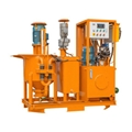 Hydraulic High Pressure Cement Mixing Grout Pump Station