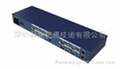 4路VGA双绞线视频延长器