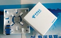 FTTH光纖入戶桌面盒