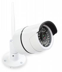 室外防水高清網絡攝像機