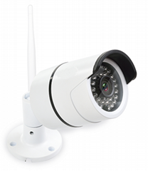 室外防水高清网络摄像机