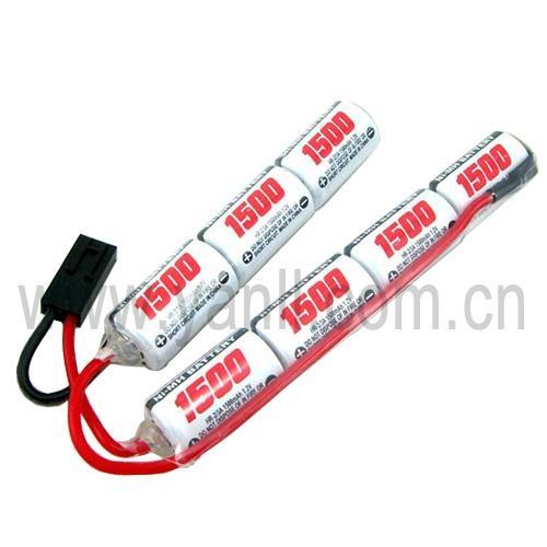 Airsoft gun  battery pack 1