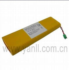 EKG Battery for GE Marquette  MAC1200