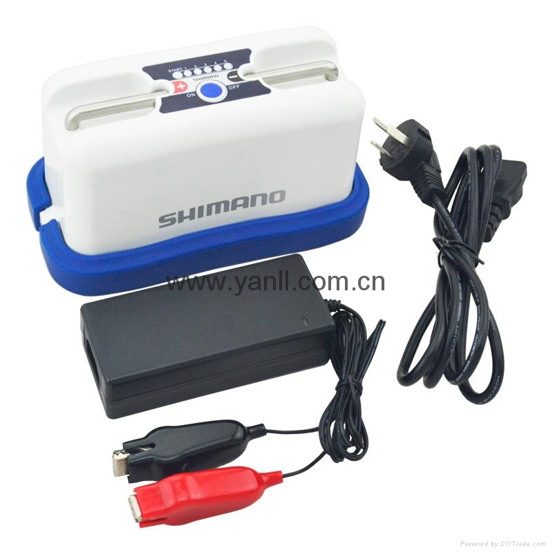 SHIMANO  Electric Fishing  Spinning Reel Battery  Pack 4