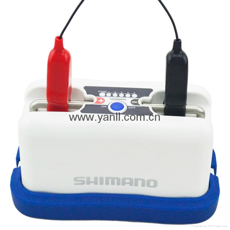 SHIMANO  Electric Fishing  Spinning Reel Battery  Pack 5