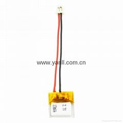 小容量聚合物鋰電池201212 3.7V 10mAh數碼電池