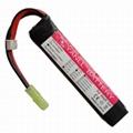 高倍率聚合物锂电池602096