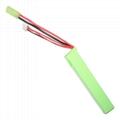 电动CS玩具短扁锂电池5518