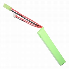 Lithium polymer 11.1V 1150mAh Battery Packs for Airsoft gun