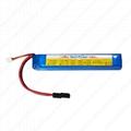 电动CS玩具锂电池582011