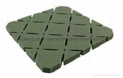 瑞弗人造草坪足球场弹性基础发泡减震垫