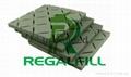 regalfill供應人造草坪緩衝墊