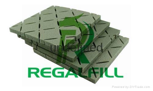 regalfill供應合成材料吸震墊 2