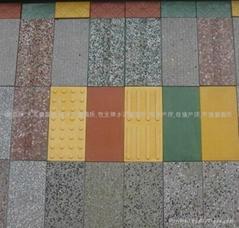 水泥條紋磚